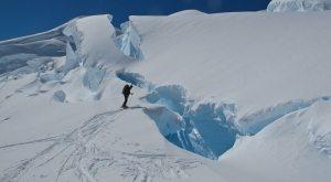 gletscherspleet