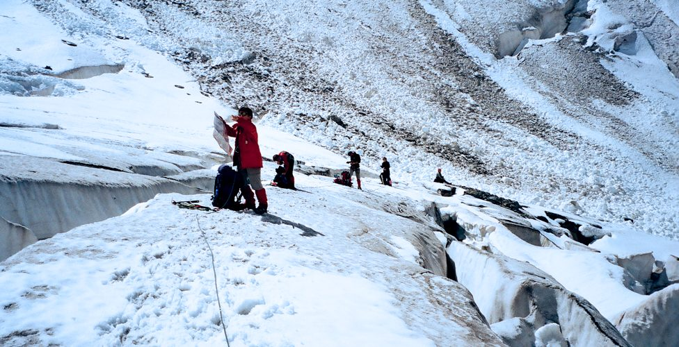 navigating-glacier