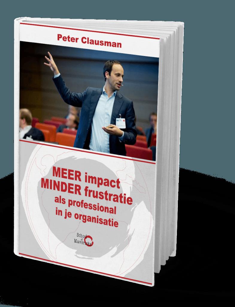 MEER impact MINDER frustratie als professional in je organisatie