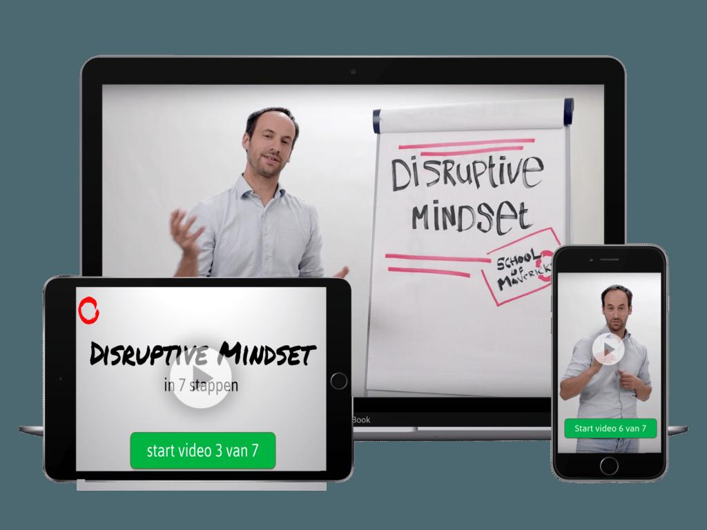 Disruptive Mindset videocursus